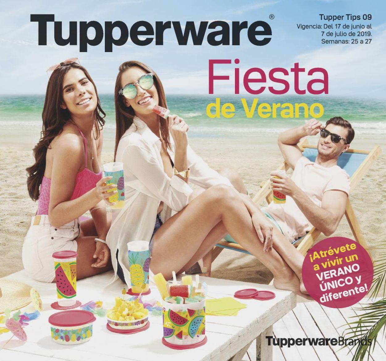 Tupperware Folleto - 17.06-07.07.2019