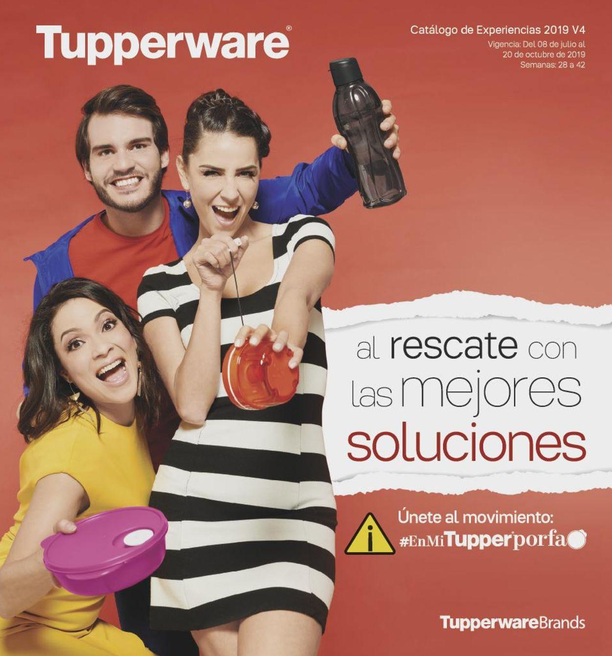 Tupperware Folleto - 08.07-20.07.2019