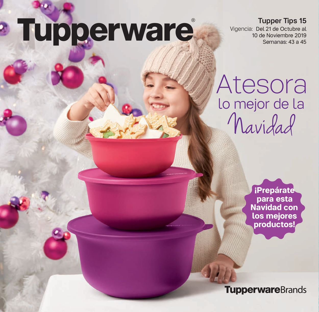 Tupperware Folleto - 21.10-10.11.2019