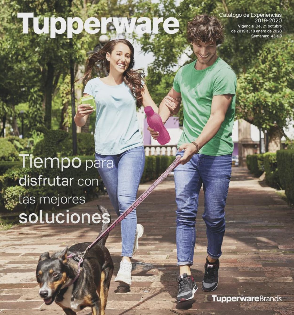 Tupperware Folleto - 21.10-19.01.2020