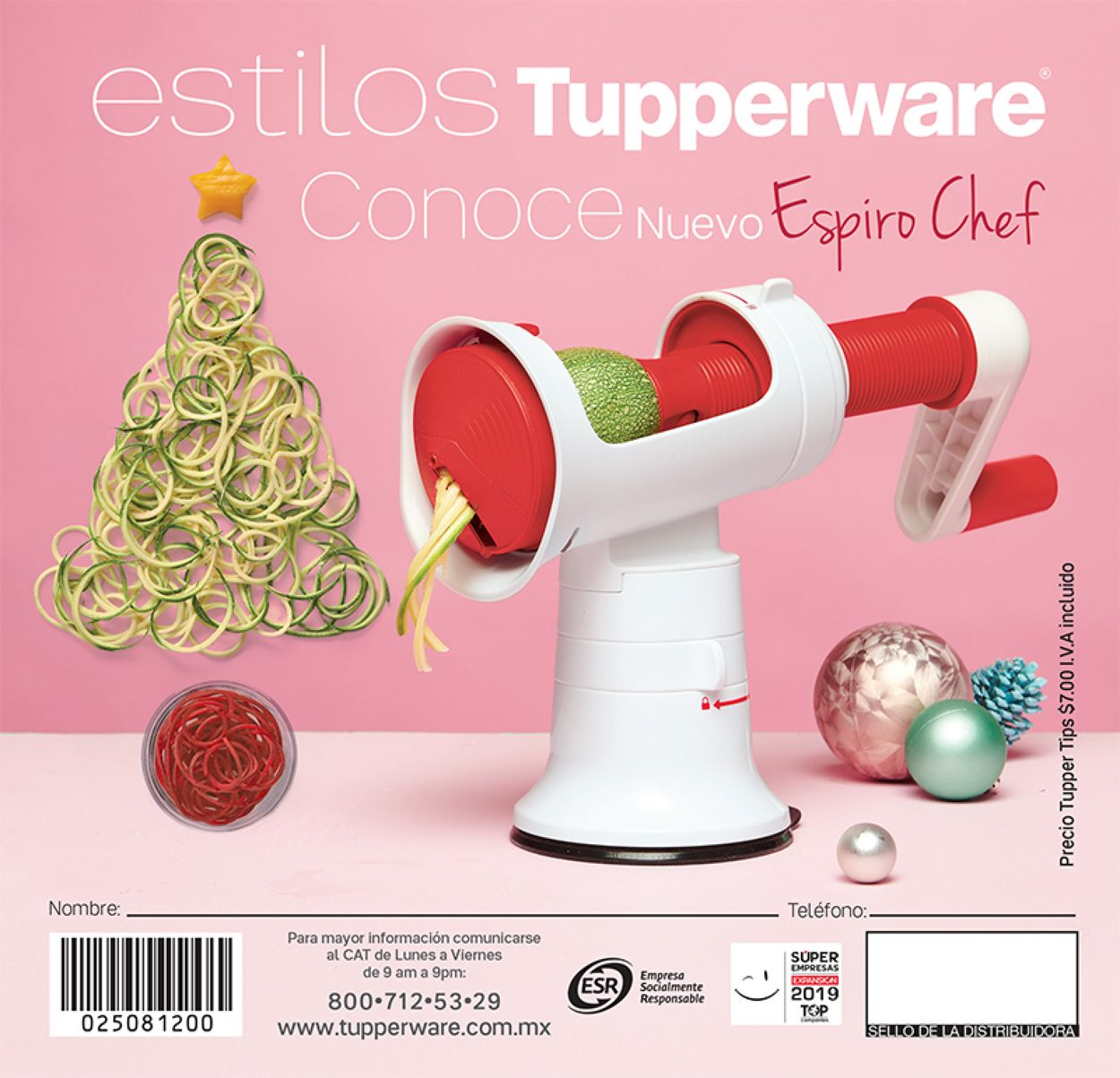Tupperware Folleto - 11.11-08.12.2019 (Página 104)