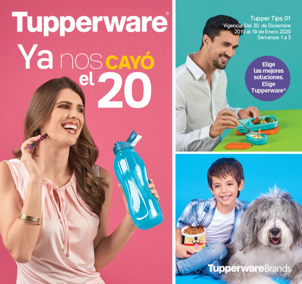 Tupperware Folleto - 30.12-19.01.2020