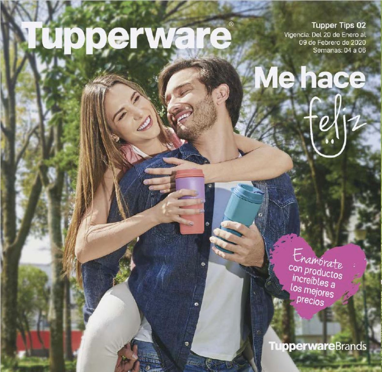 Tupperware Folleto - 20.01-09.02.2020