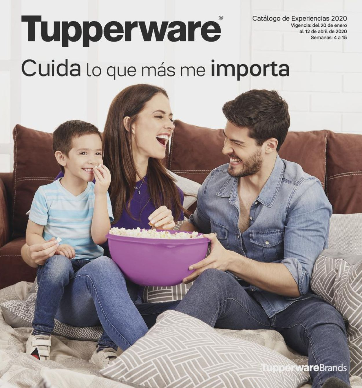 Tupperware Folleto - 20.01-12.04.2020