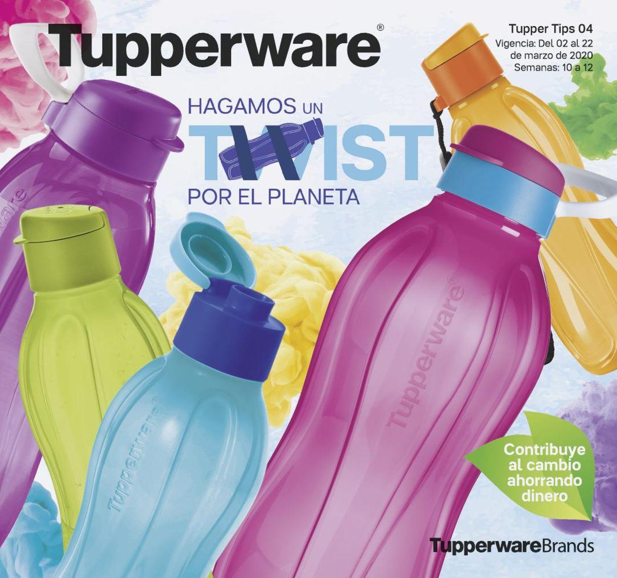 Tupperware Folleto - 02.03-22.03.2020