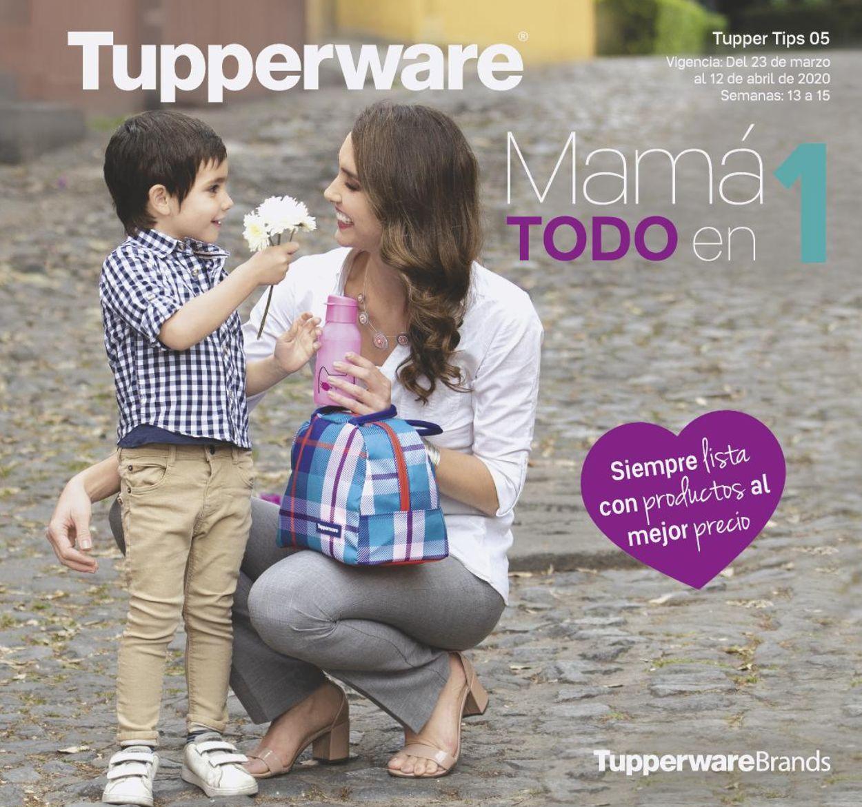 Tupperware Folleto - 23.03-12.04.2020