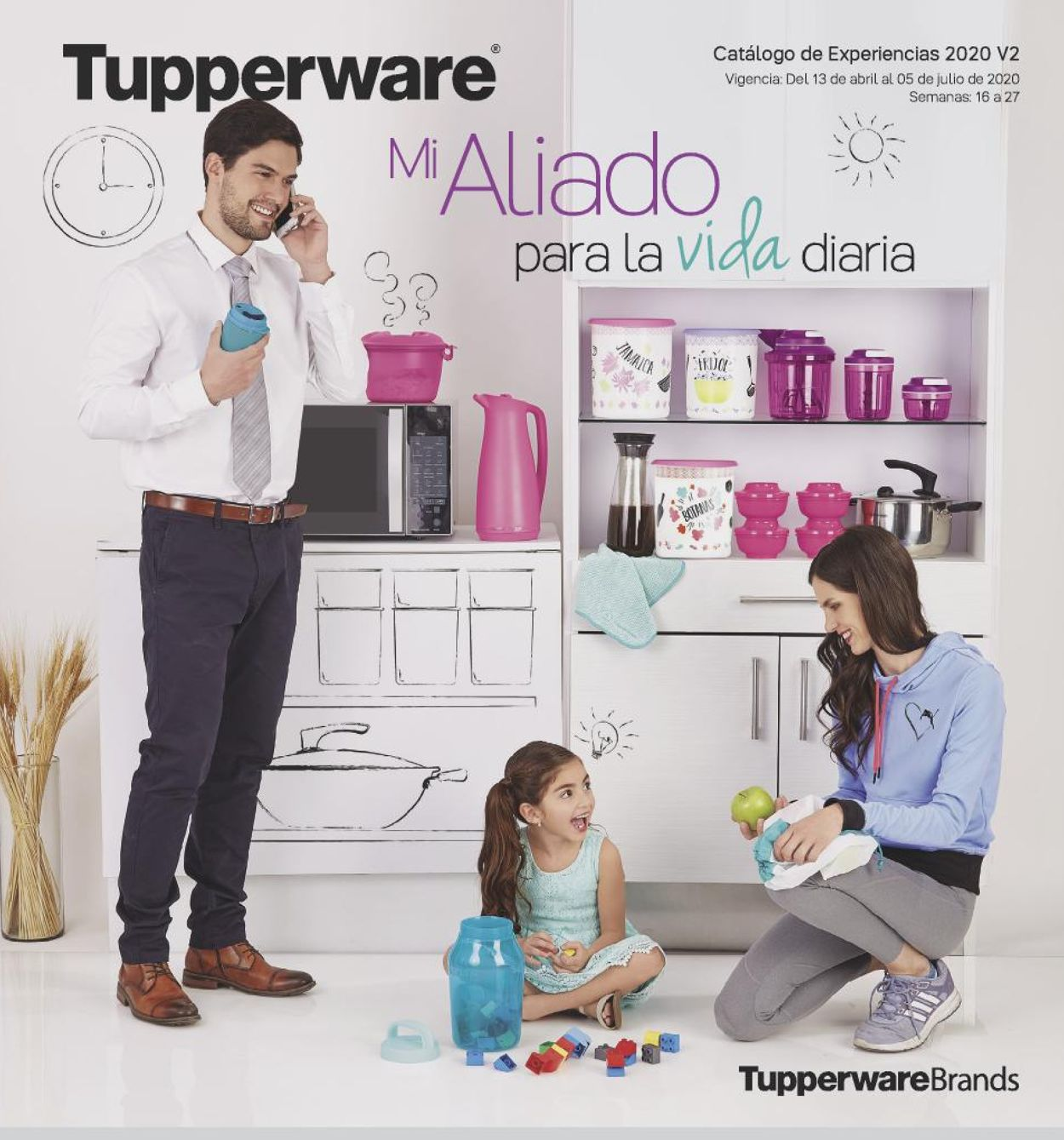 Tupperware Folleto - 13.04-05.07.2020