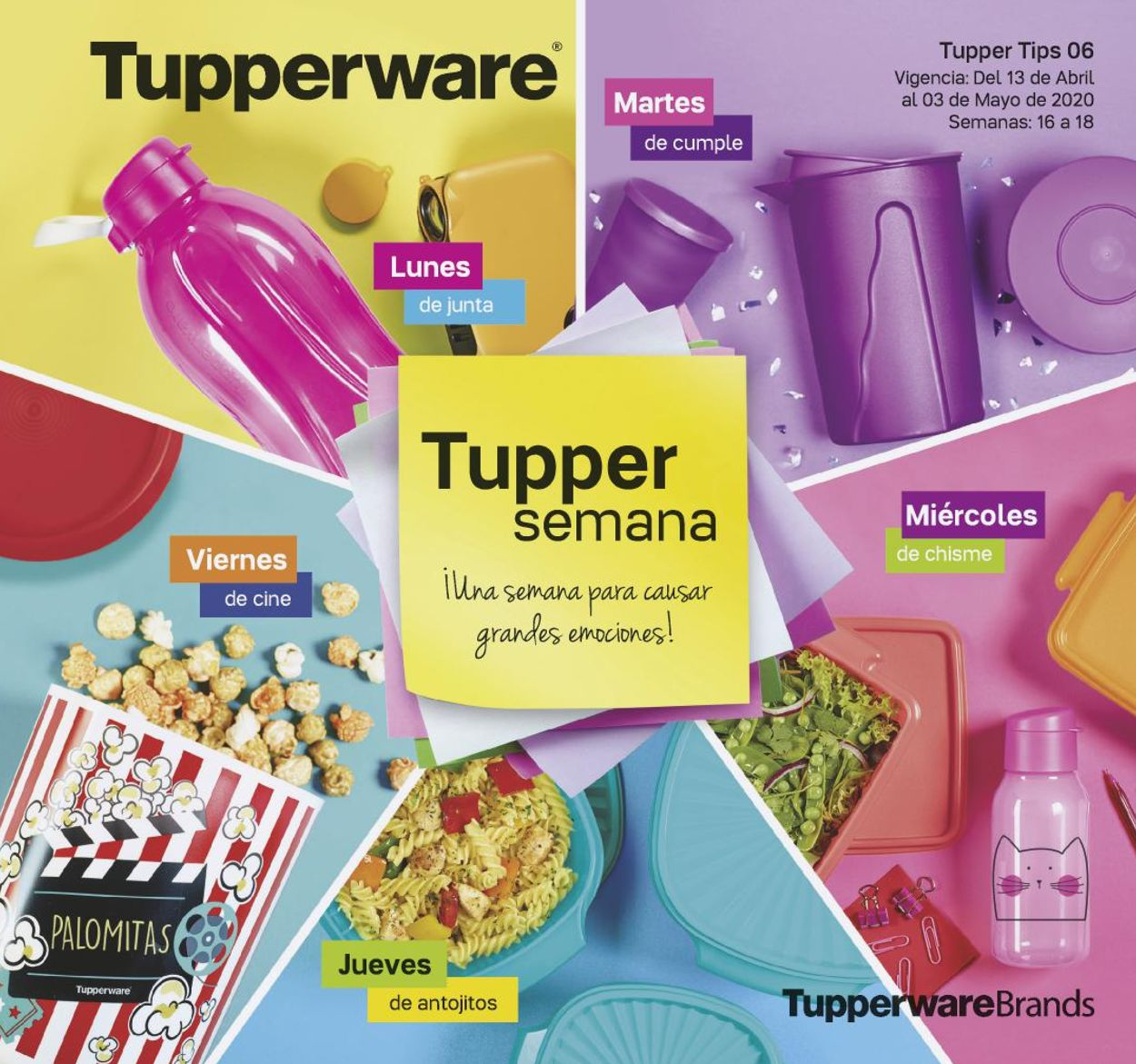 Tupperware Folleto - 13.04-03.05.2020