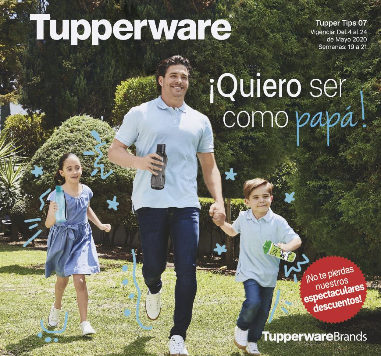 Tupperware Folleto - 04.05-24.05.2020