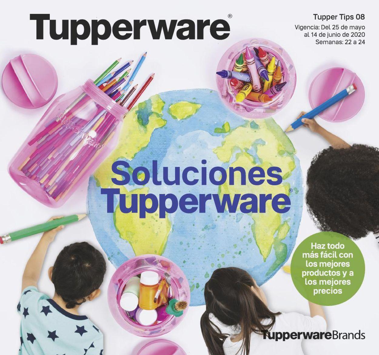 Tupperware Folleto - 25.05-14.06.2020