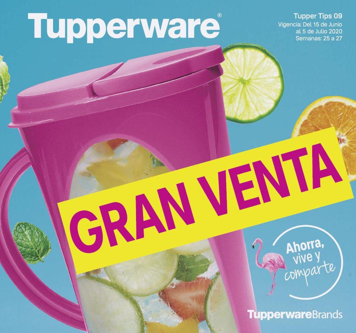 Tupperware Folleto - 15.06-05.07.2020