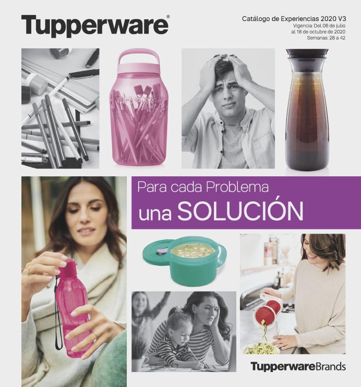 Tupperware Folleto - 06.07-18.10.2020