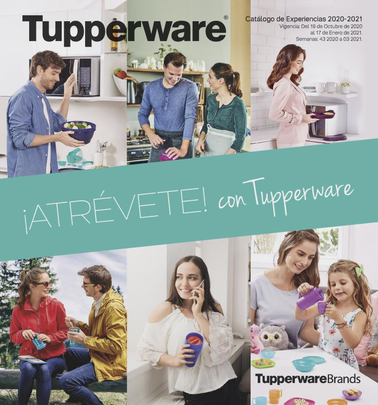 Tupperware Folleto - 19.10-17.01.2021