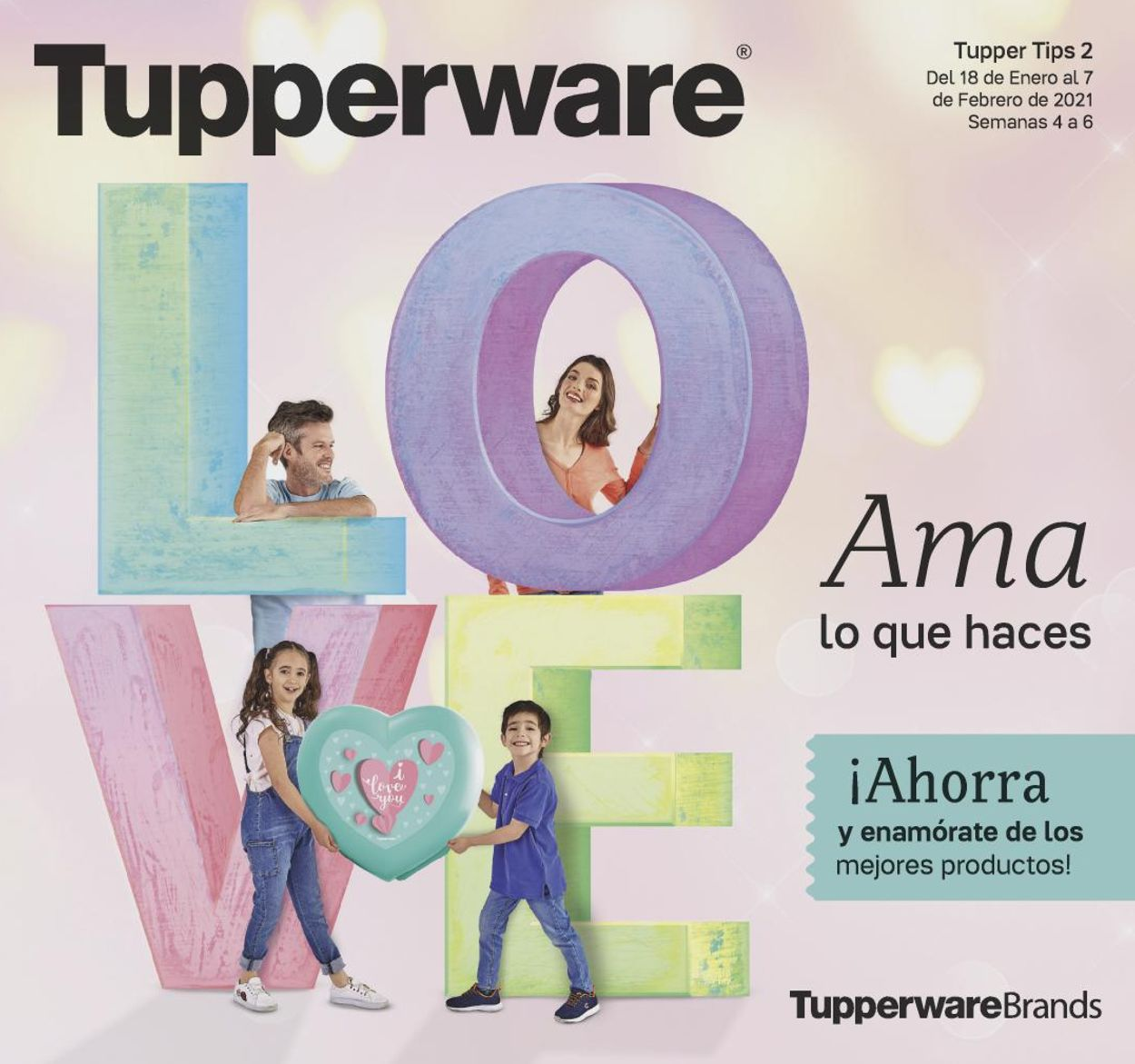 Tupperware Folleto - 18.01-07.02.2021