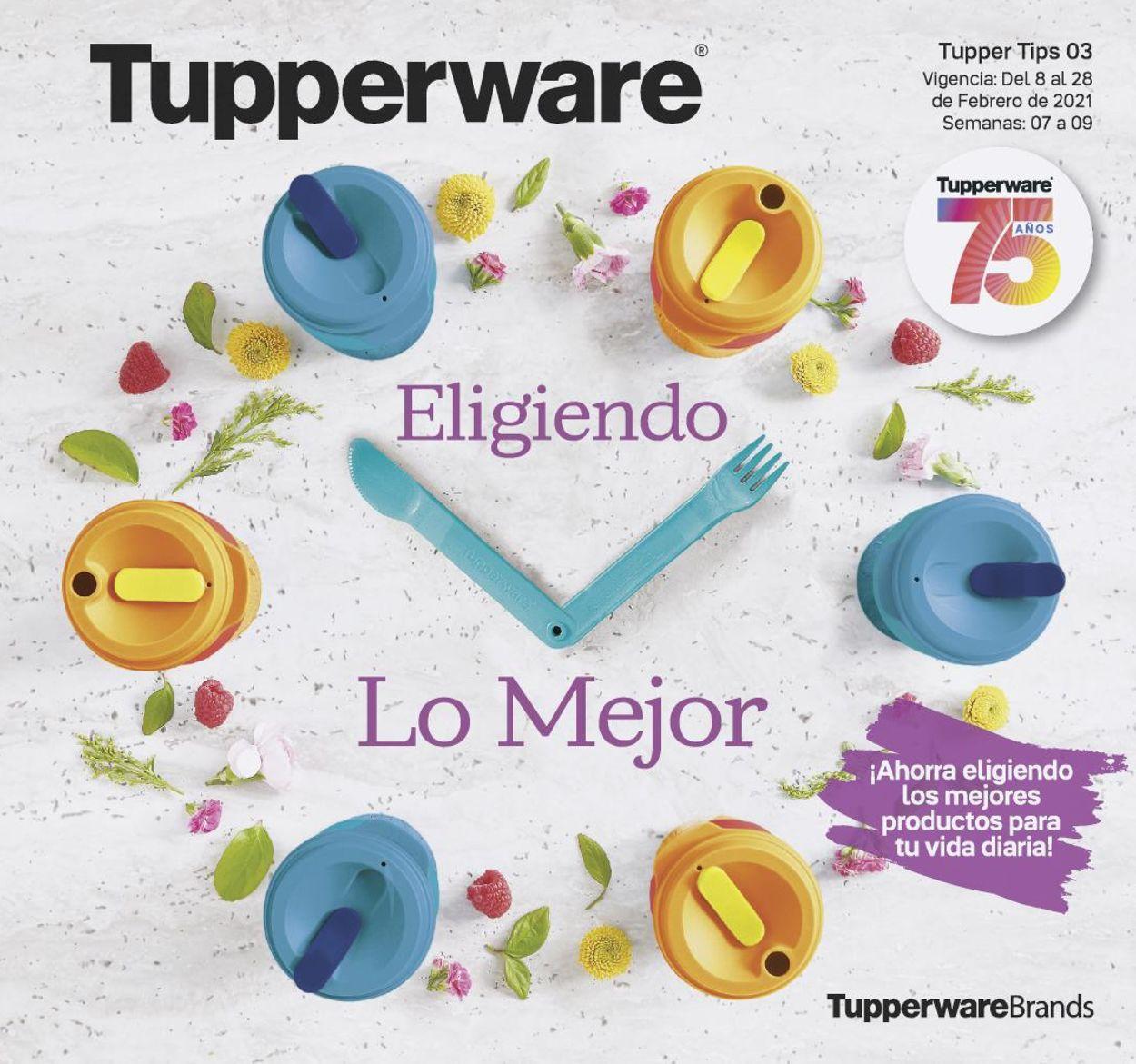 Tupperware Folleto - 08.02-28.02.2021