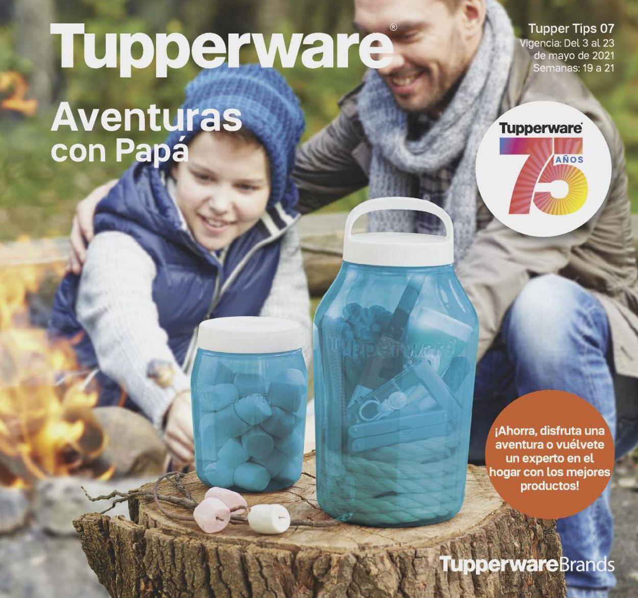 Tupperware Folleto - 03.05-23.05.2021