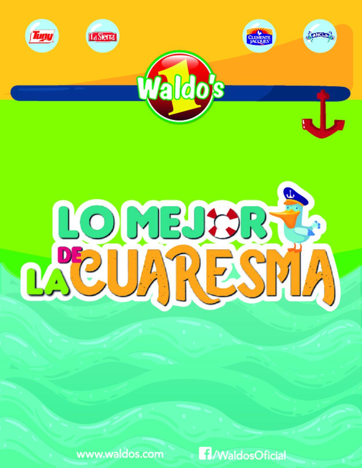 Waldo's Folleto - 23.03-15.04.2020