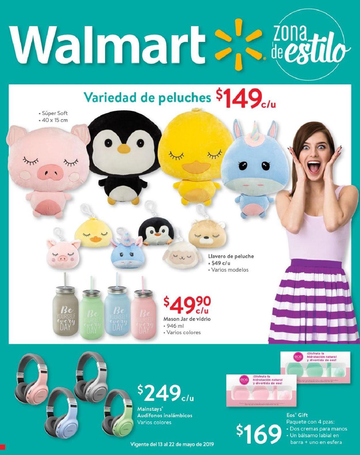 Walmart Folleto - 13.05-22.05.2019