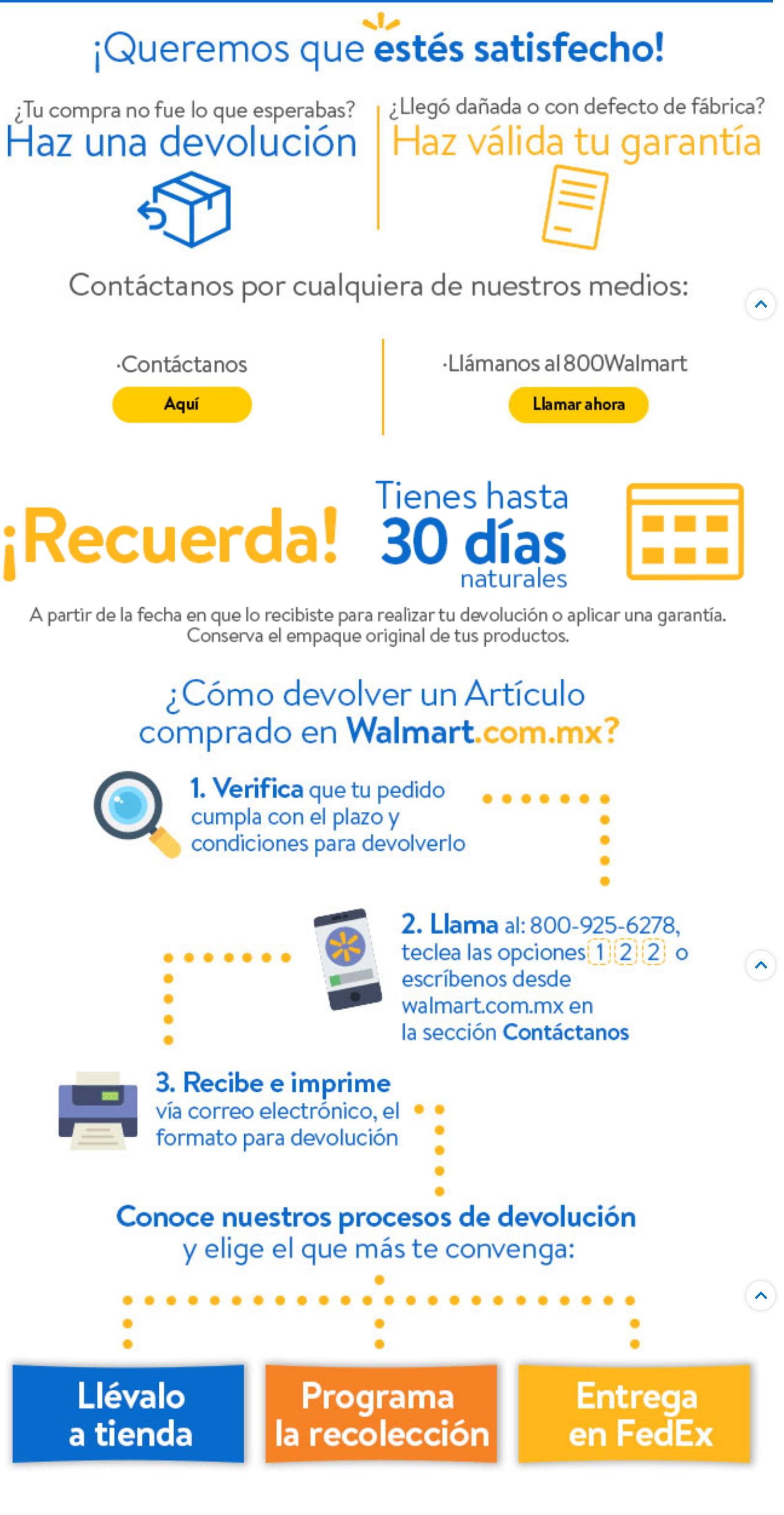 Walmart Folleto - 15.08-22.08.2019 (Página 16)