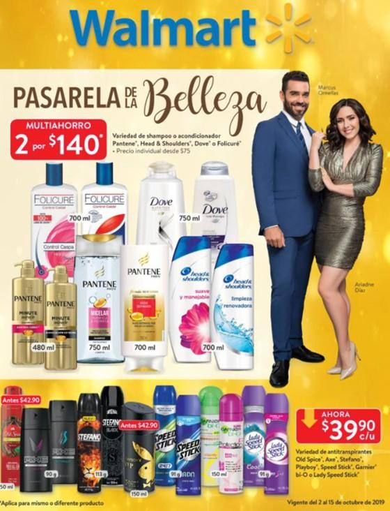 Walmart Folleto - 02.10-15.10.2019