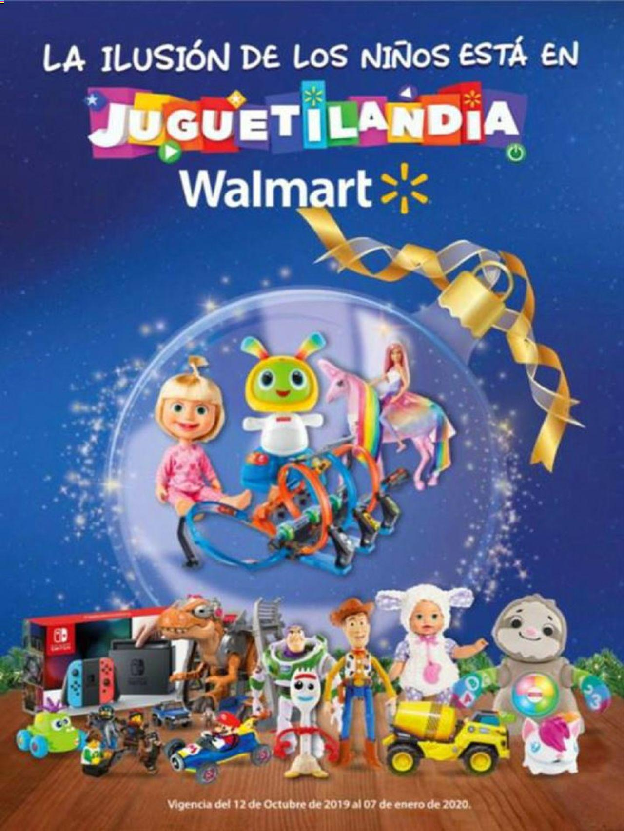 Walmart Folleto - 12.10-07.01.2020
