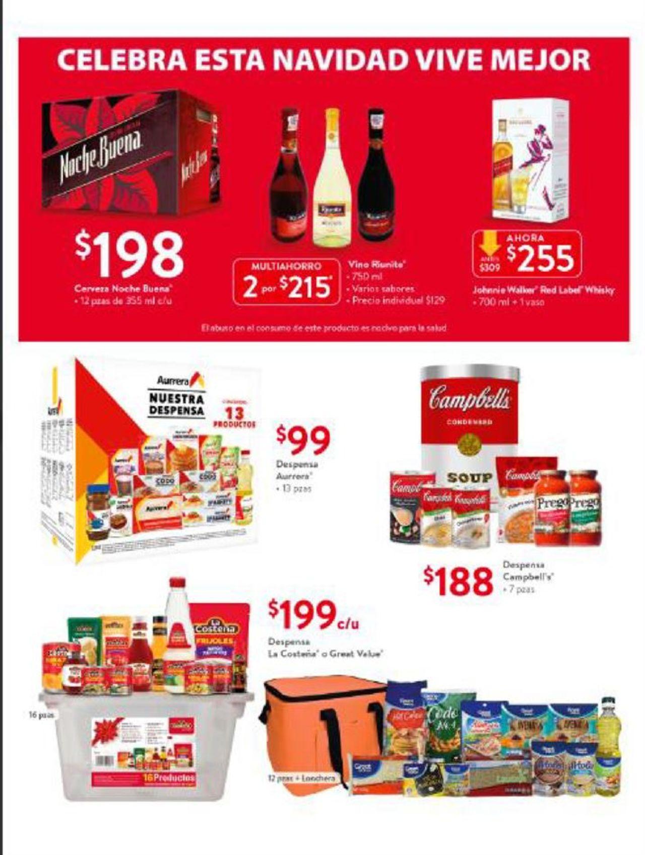 Walmart Folleto - 19.11-03.12.2019 (Página 29)