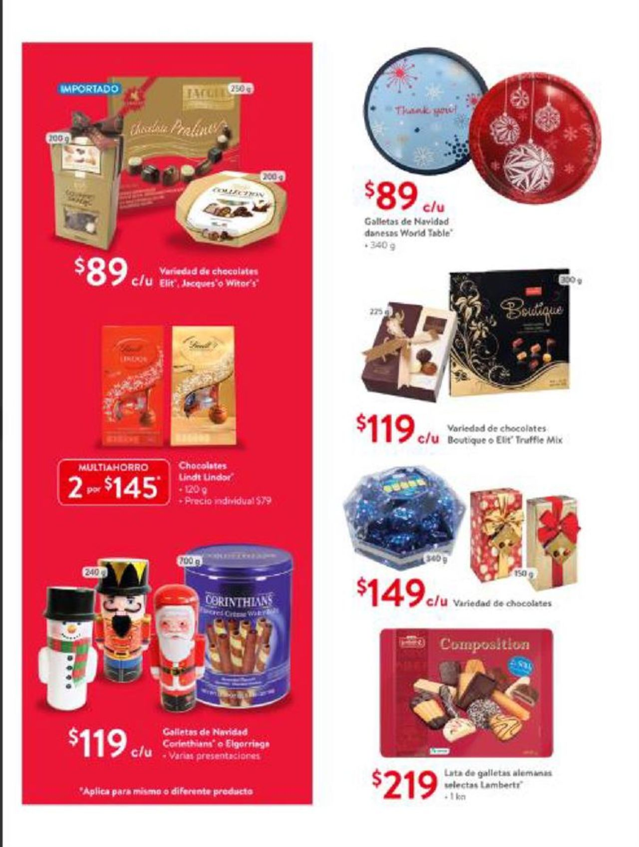 Walmart Folleto - 19.11-03.12.2019 (Página 30)