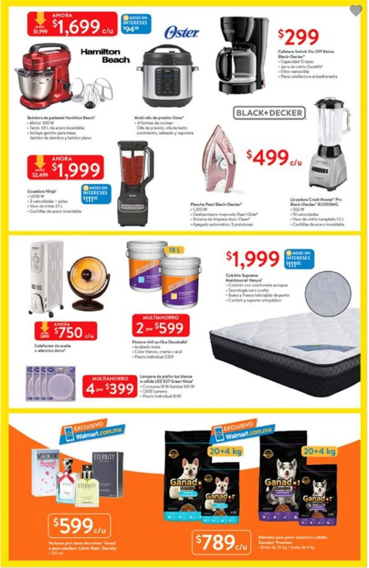 Walmart Folleto - 12.12-19.12.2019 (Página 6)