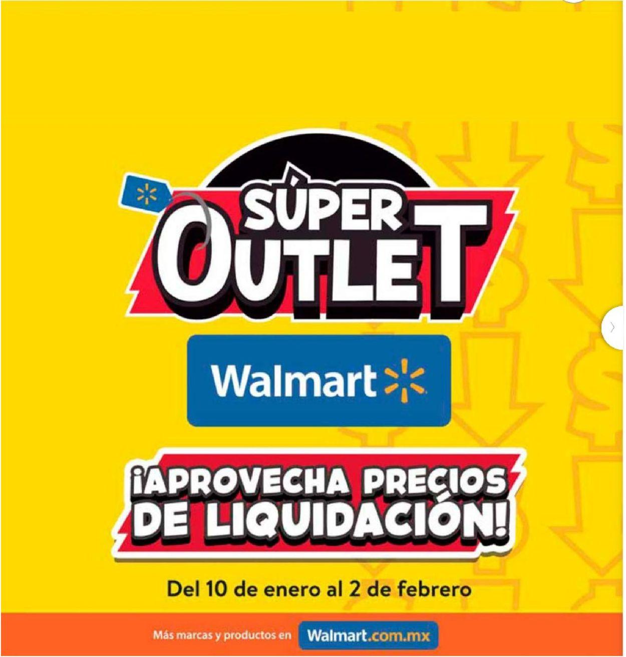 Walmart Folleto - 10.01-02.02.2020