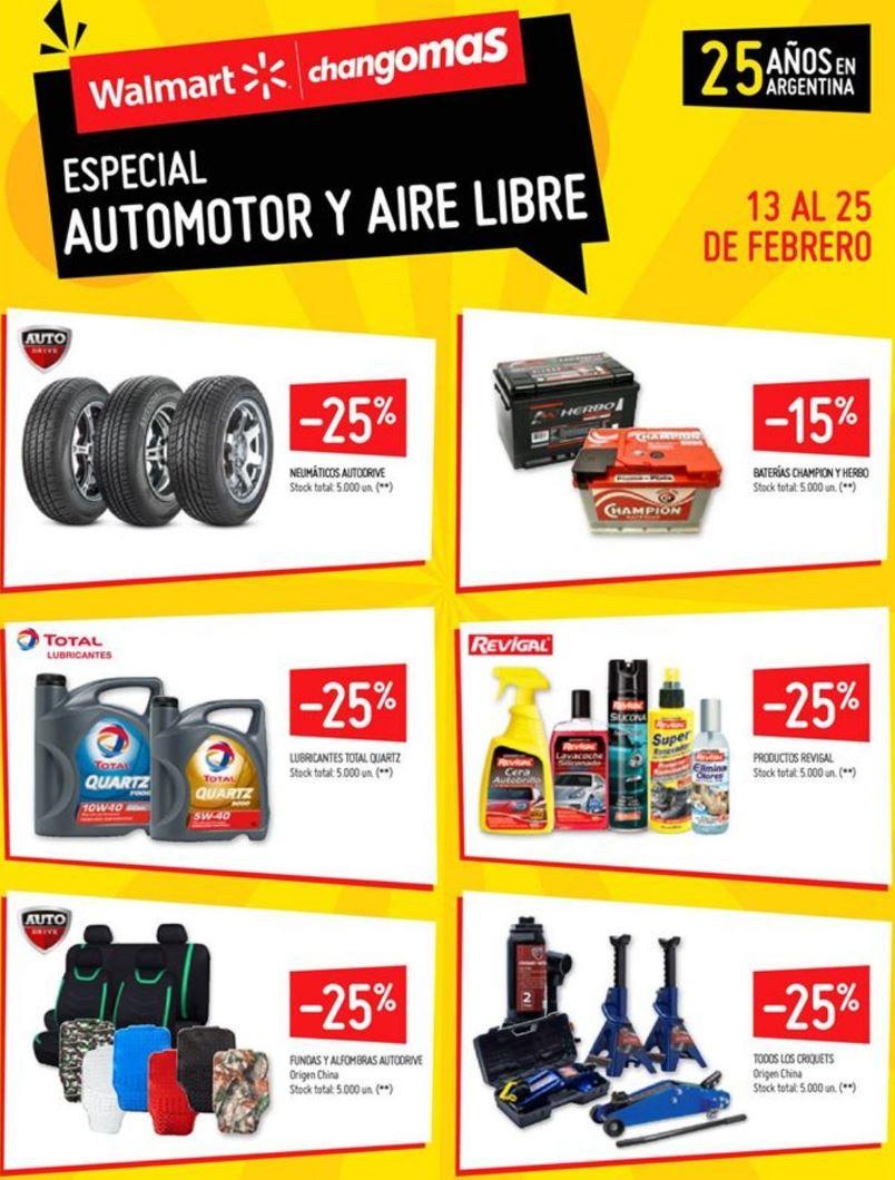 Walmart Folleto - 13.02-25.02.2020