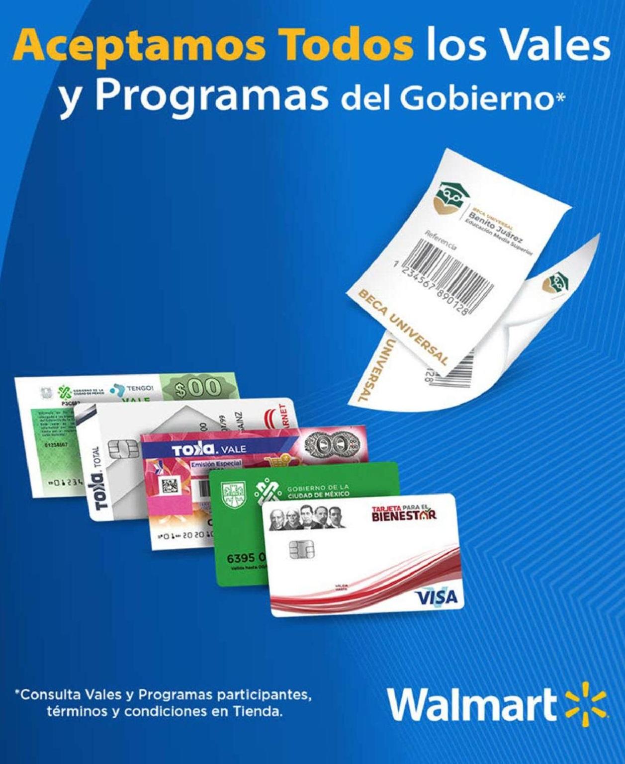 Walmart Folleto - 09.03-31.03.2020