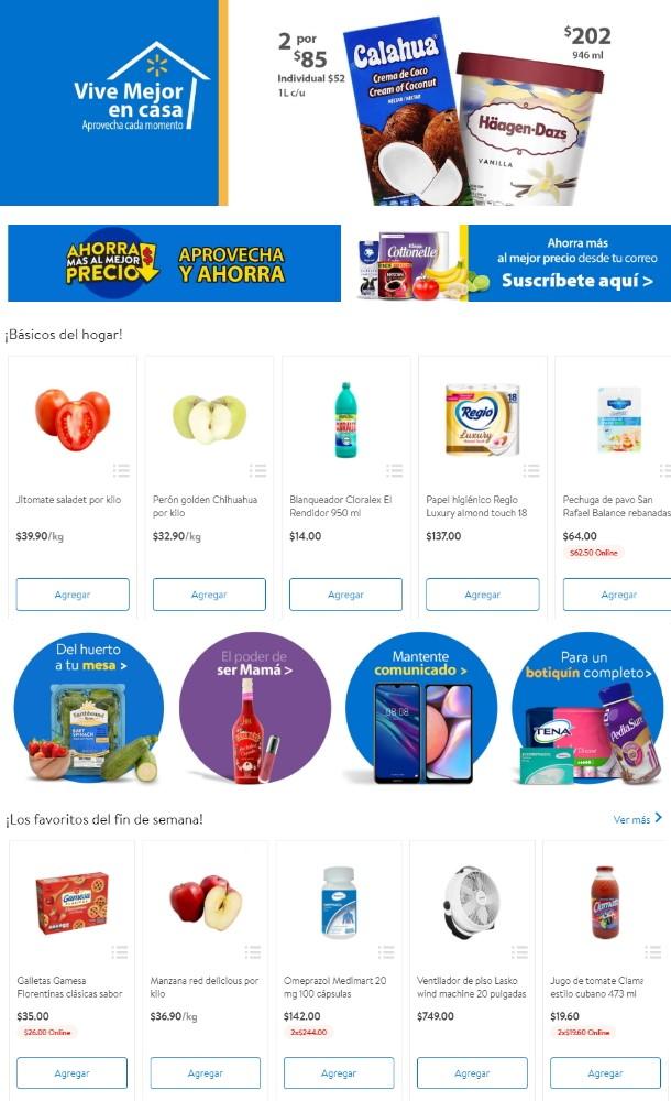 Walmart Folleto - 28.04-05.05.2020