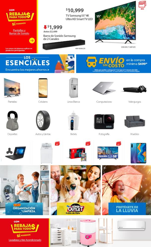 Walmart Folleto - 25.06-02.07.2020