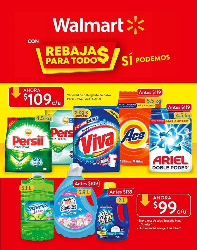 Walmart Folleto - 26.06-14.07.2020
