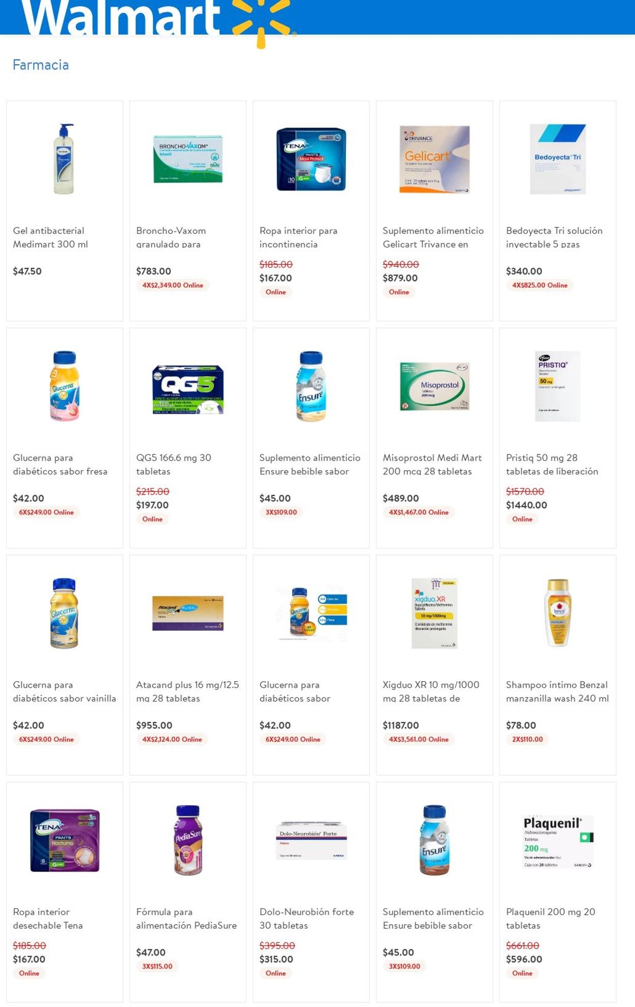 Walmart Folleto - 08.04-14.04.2021 (Página 5)
