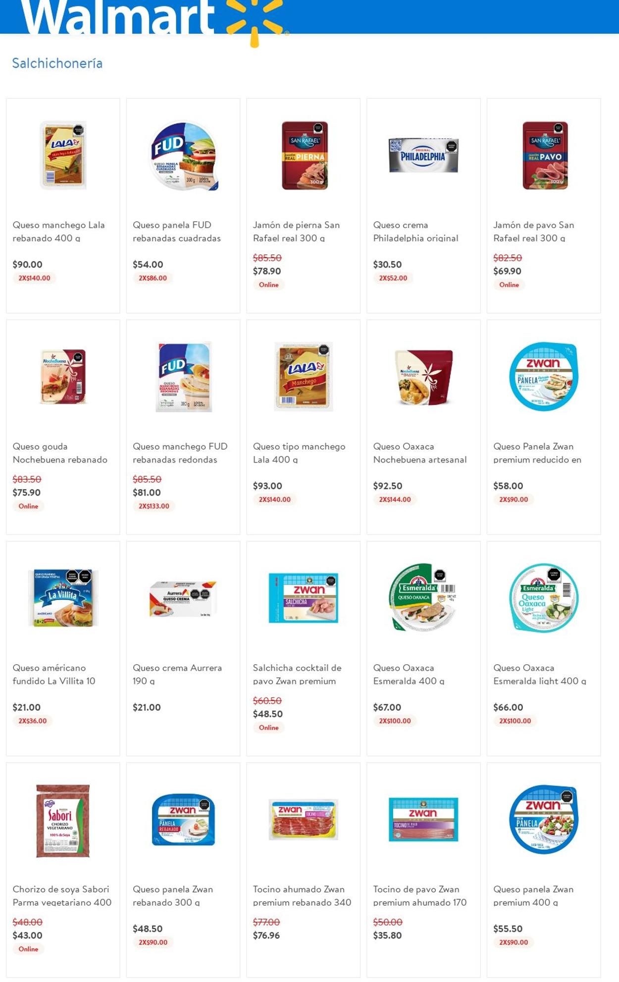 Walmart Folleto - 08.04-14.04.2021 (Página 6)