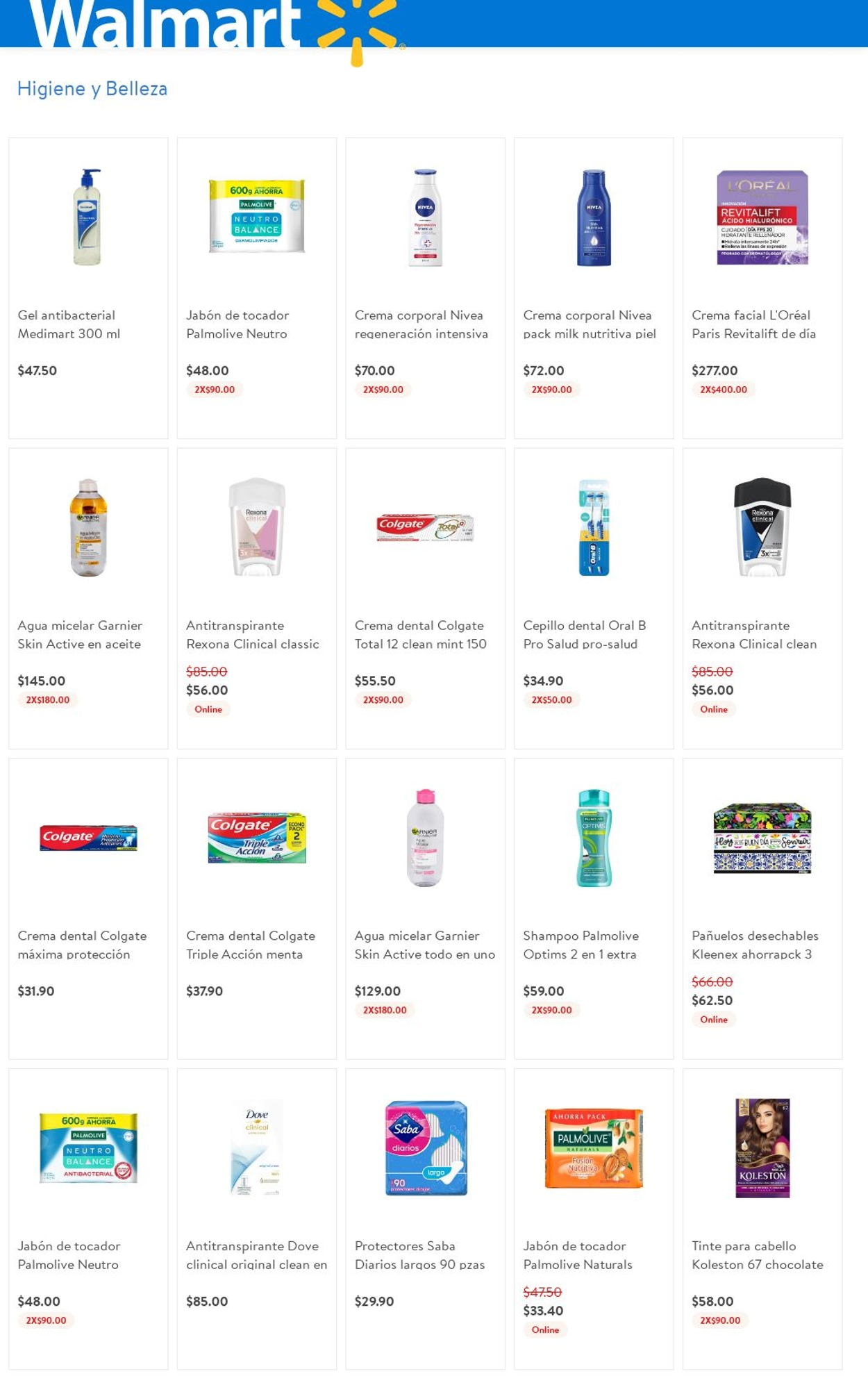 Walmart Folleto - 08.04-14.04.2021 (Página 8)