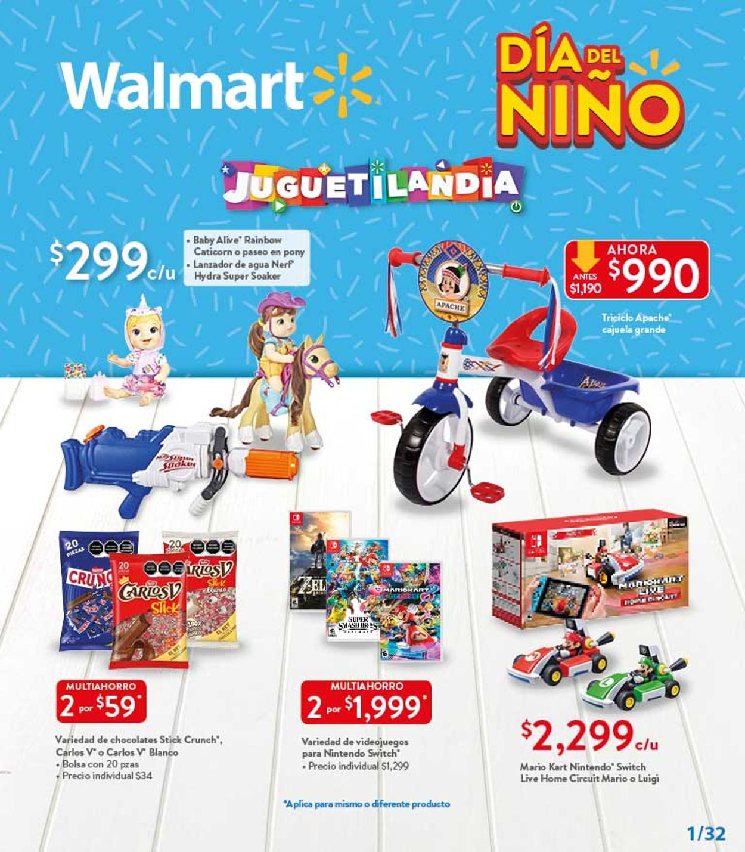 Walmart Folleto - 20.04-26.04.2021