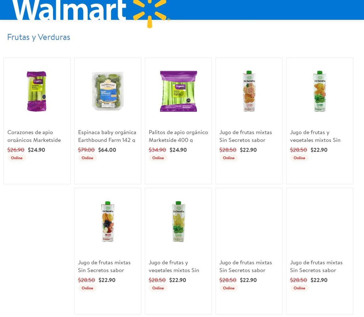 Walmart Folleto - 22.04-28.04.2021
