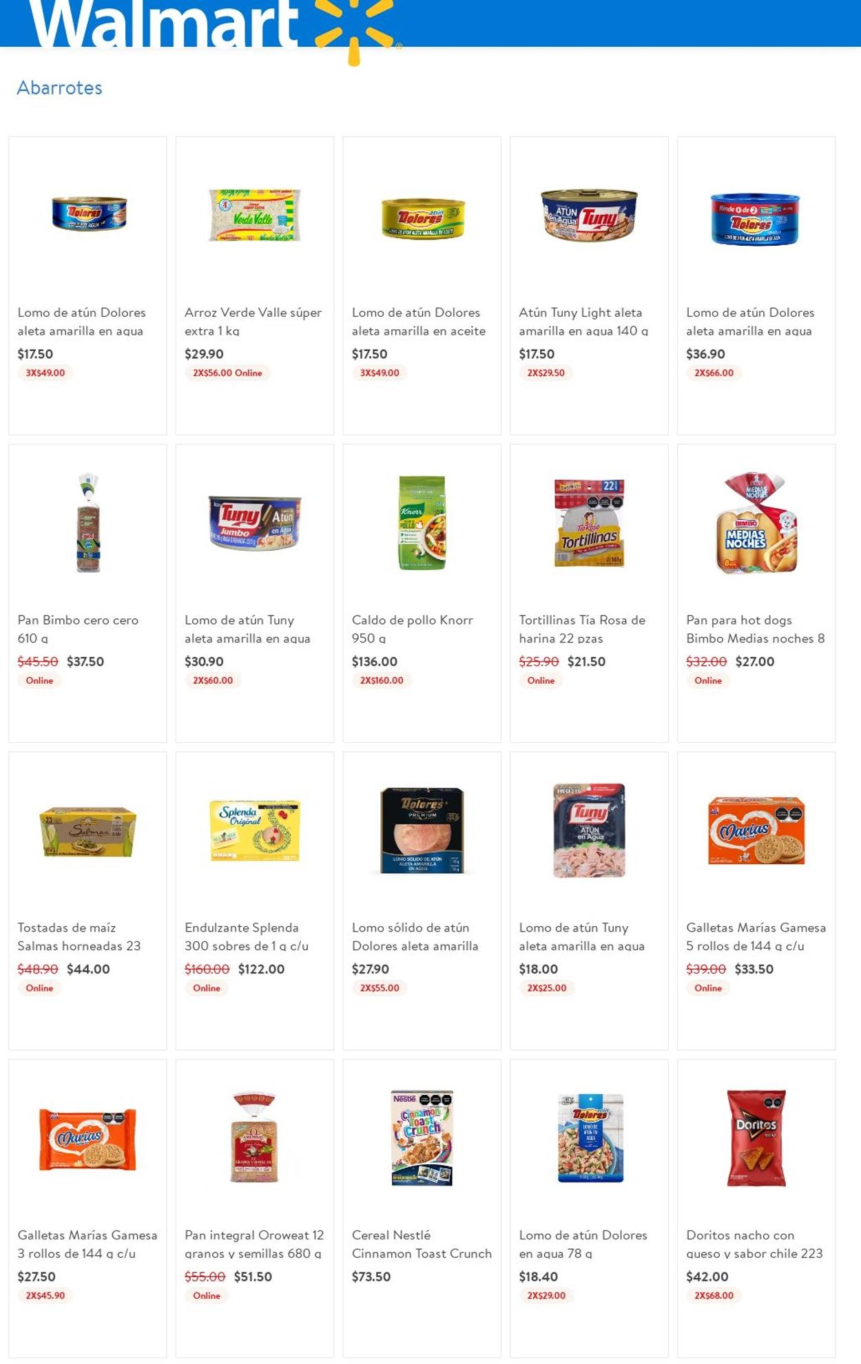 Walmart Folleto - 22.04-28.04.2021 (Página 6)