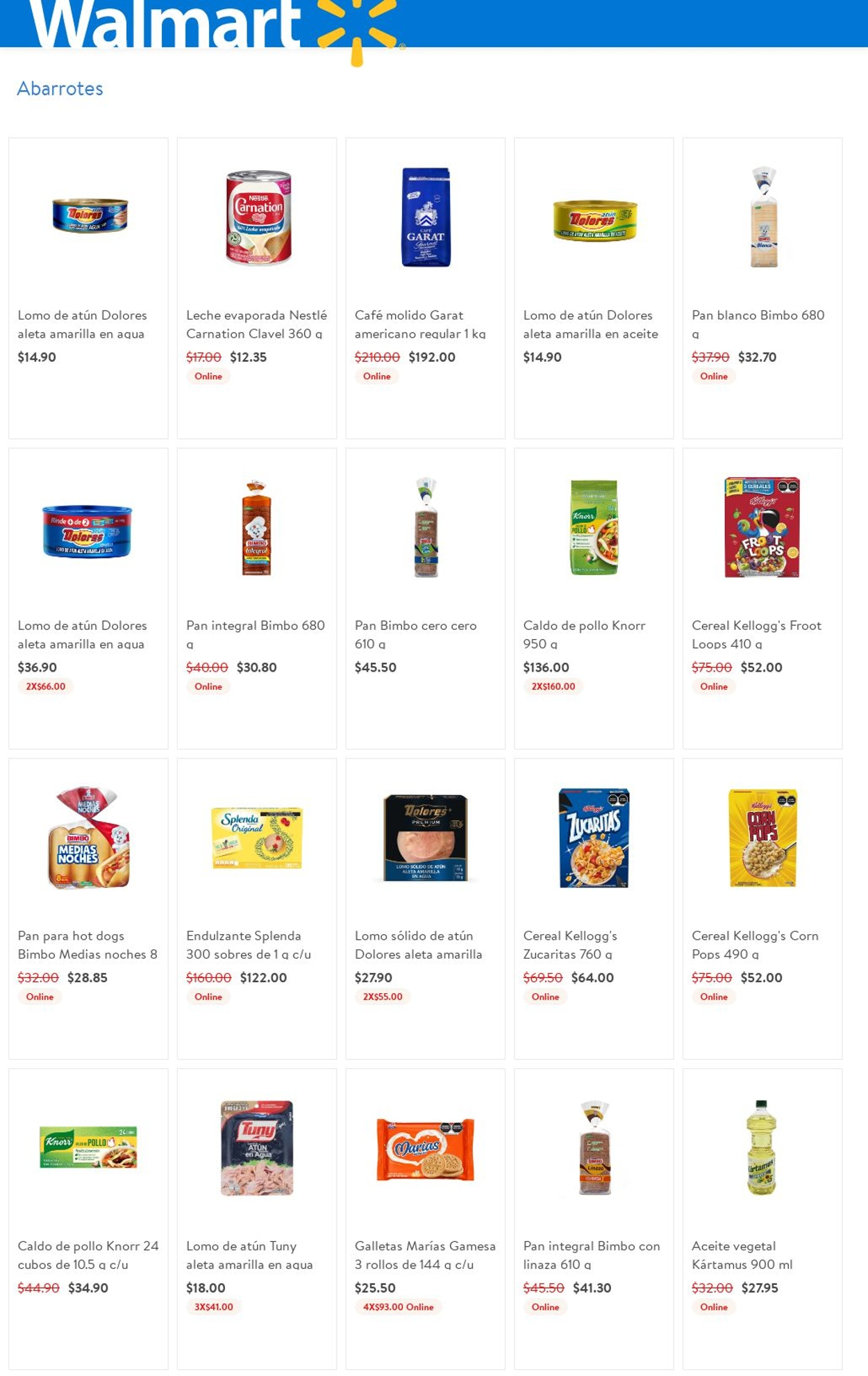 Walmart Folleto - 13.05-19.05.2021 (Página 9)