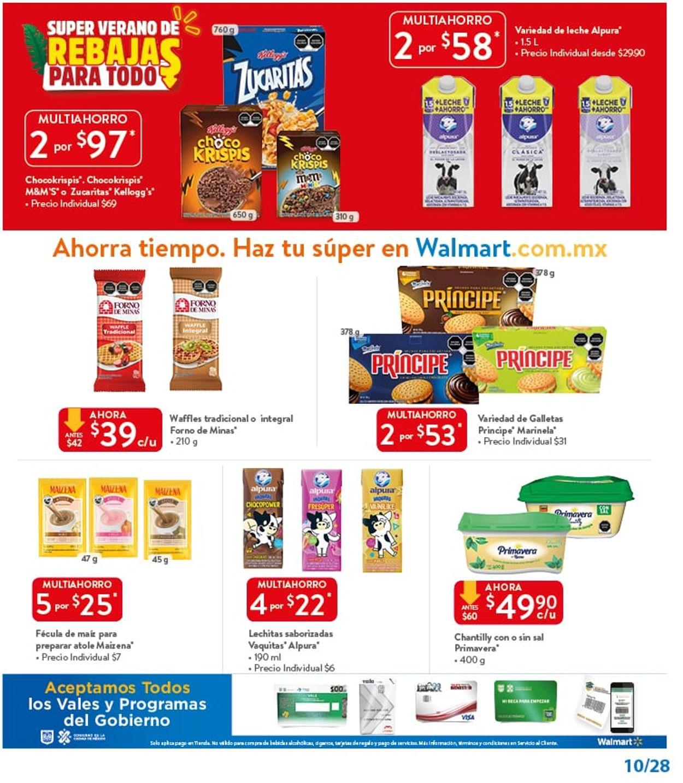 Walmart Folleto - 01.06-10.06.2021 (Página 10)
