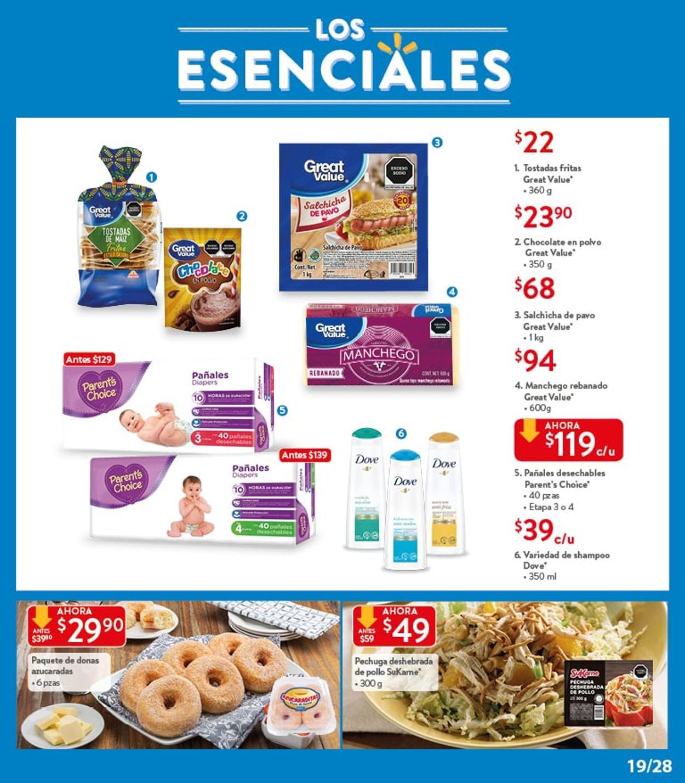 Walmart Folleto - 01.06-10.06.2021 (Página 19)