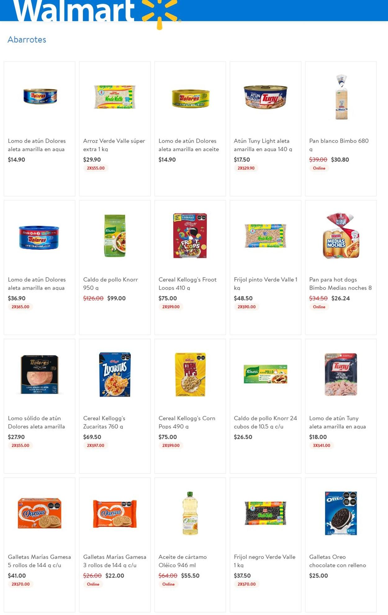 Walmart Folleto - 17.06-23.06.2021 (Página 12)
