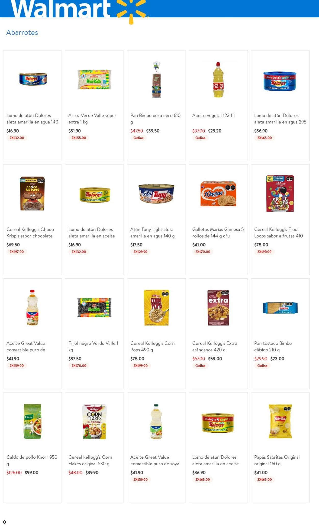 Walmart Folleto - 08.07-14.07.2021 (Página 14)