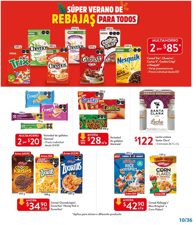 Walmart Folleto - 15.07-29.07.2021 (Página 10)