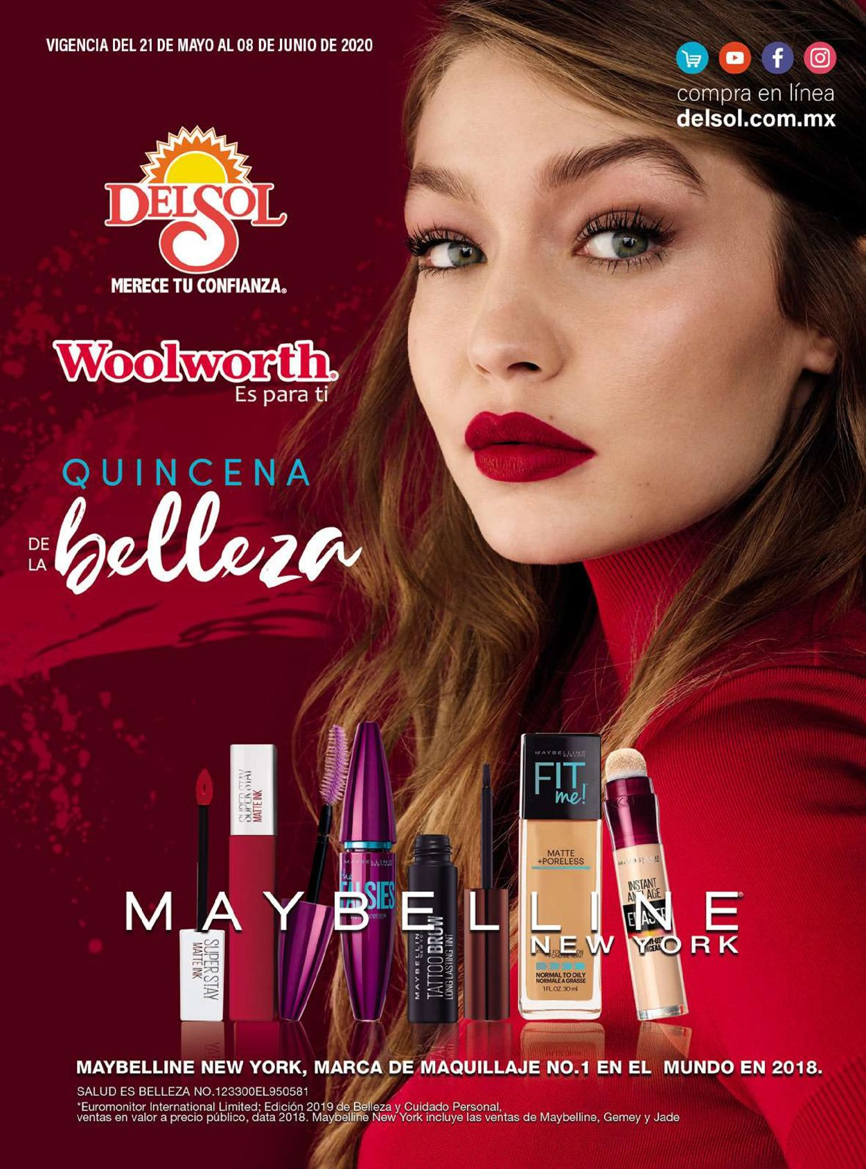 Woolworth Folleto - 21.05-08.06.2020