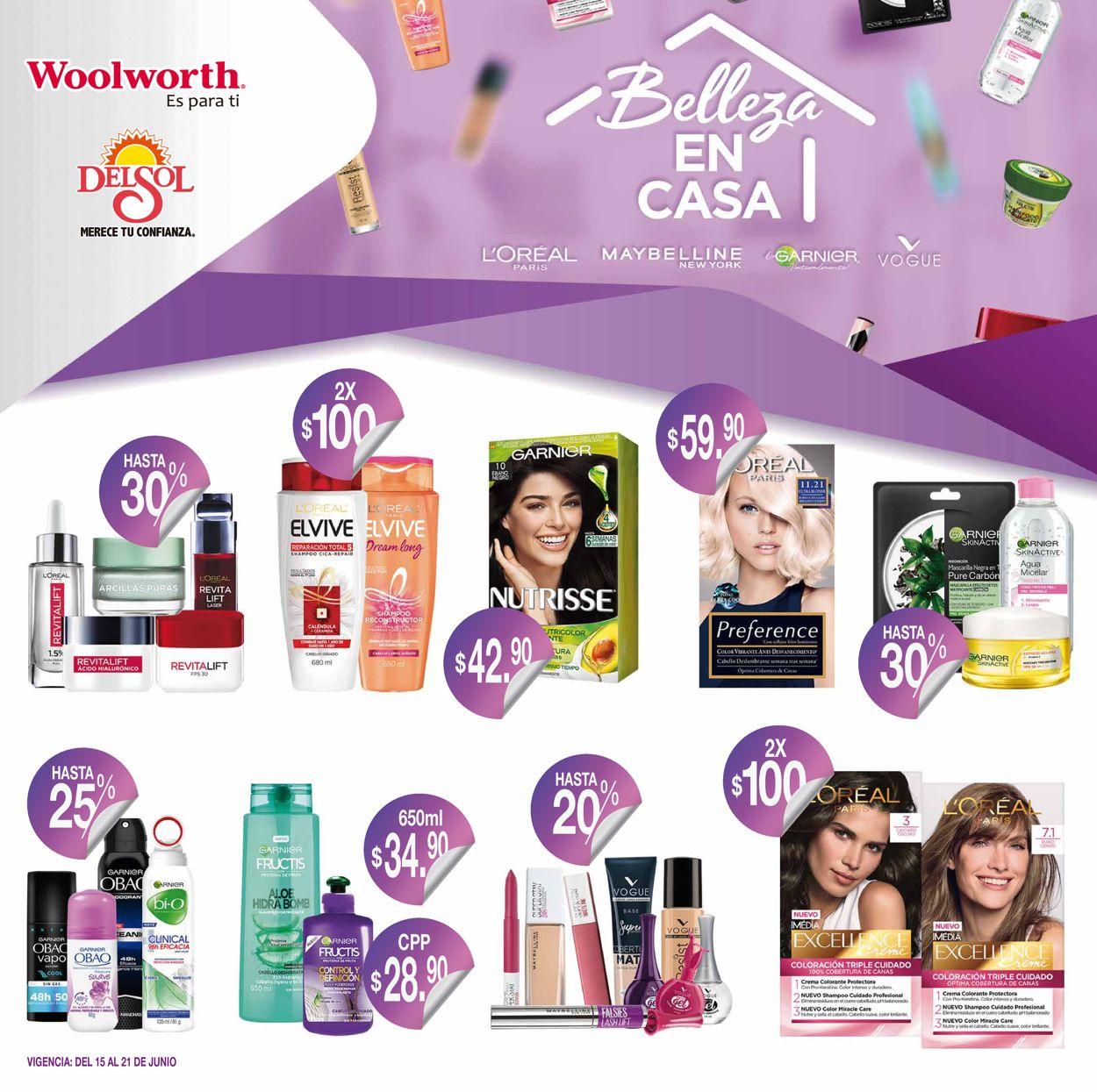 Woolworth Folleto - 15.06-21.06.2020
