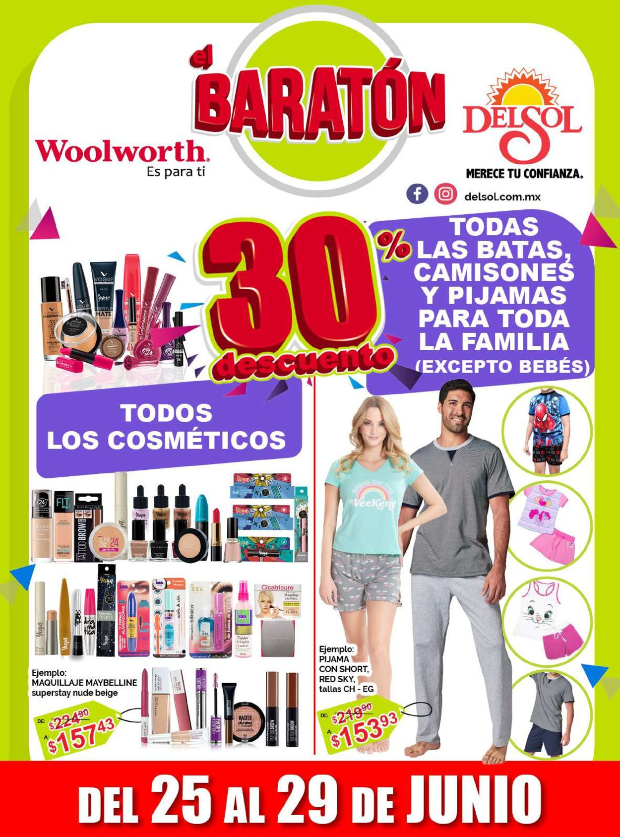 Woolworth Folleto - 24.06-29.06.2020