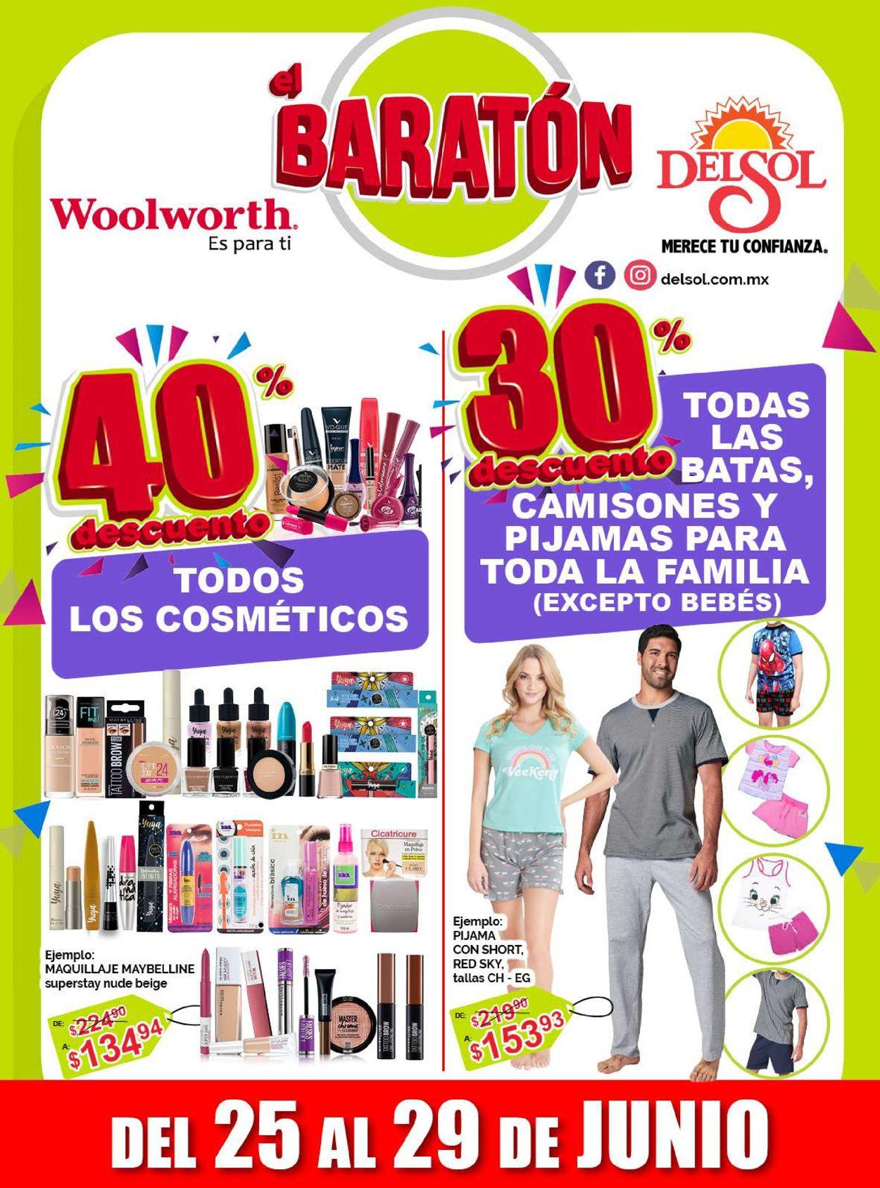 Woolworth Folleto - 25.06-29.06.2020